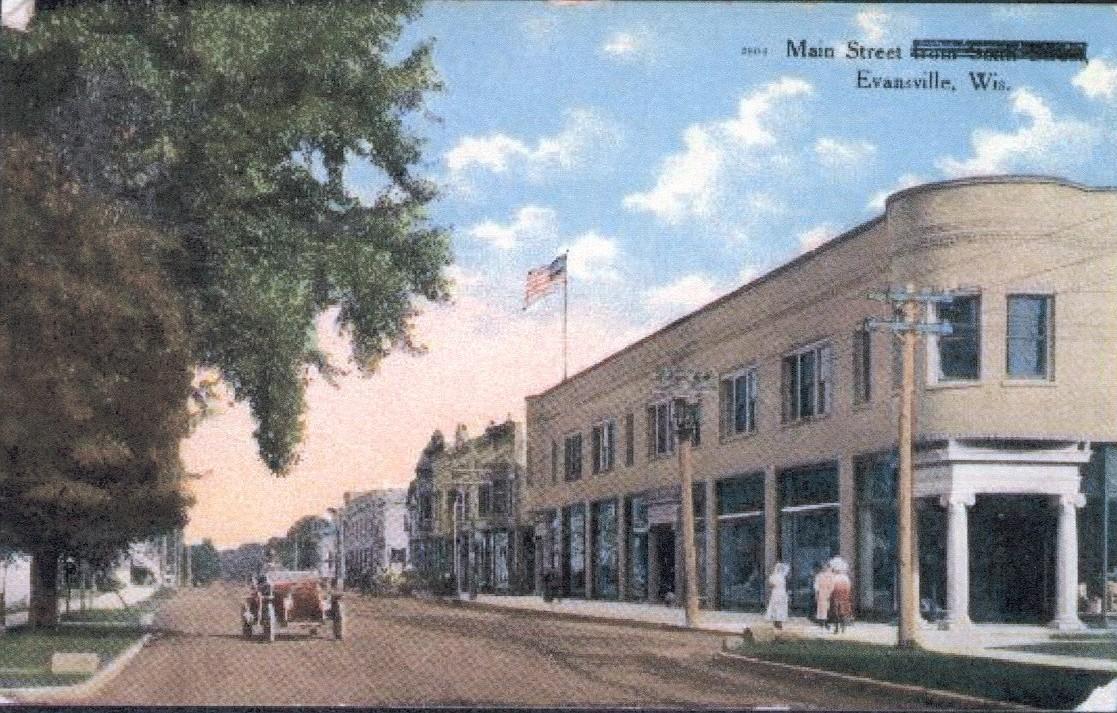 he street pavers 1914
