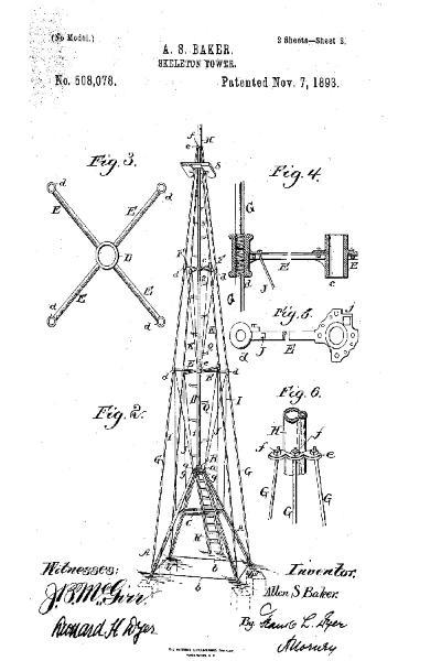 Wooden Windmill Design Plans